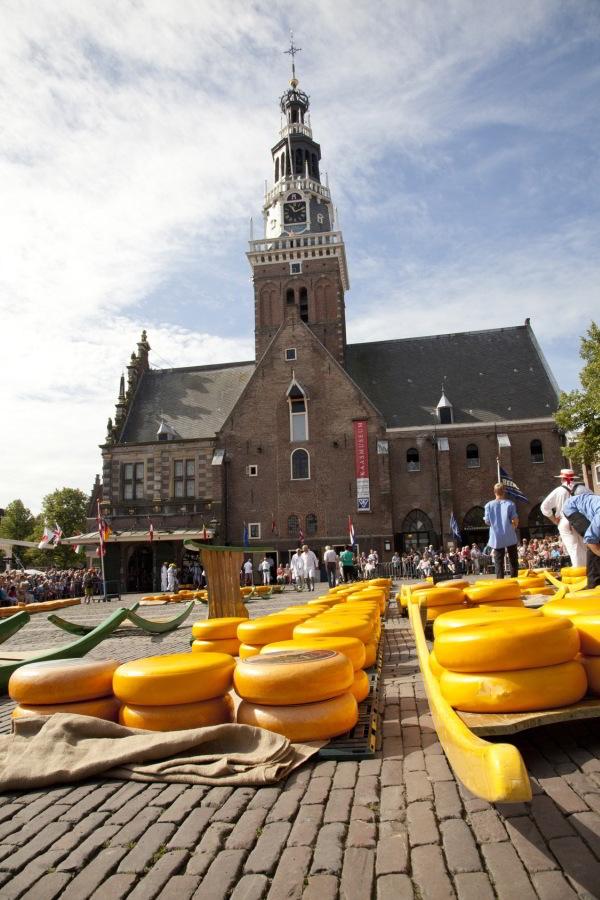 Casa de las Pesas en Alkmaar