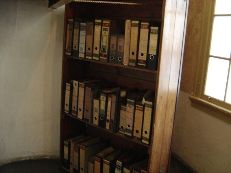 Escondite en la Casa de Ana Frank