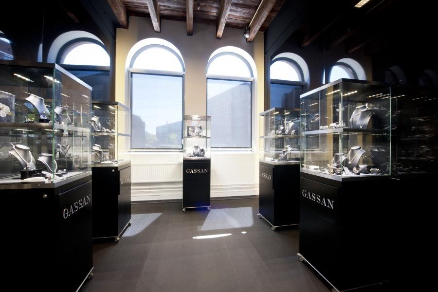 Fábrica de diamantes Gassan