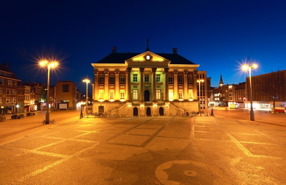 Ayuntamiento de Groningen
