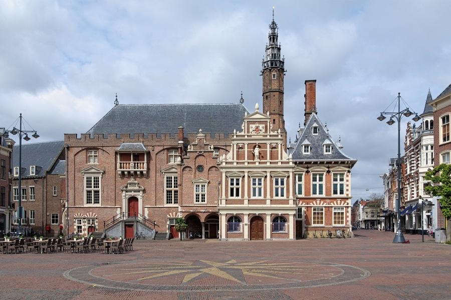 Ayuntamiento de Haarlem