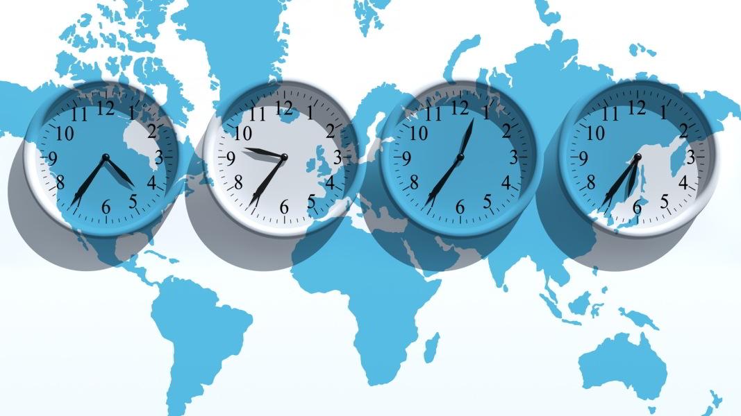 Diferencia horaria