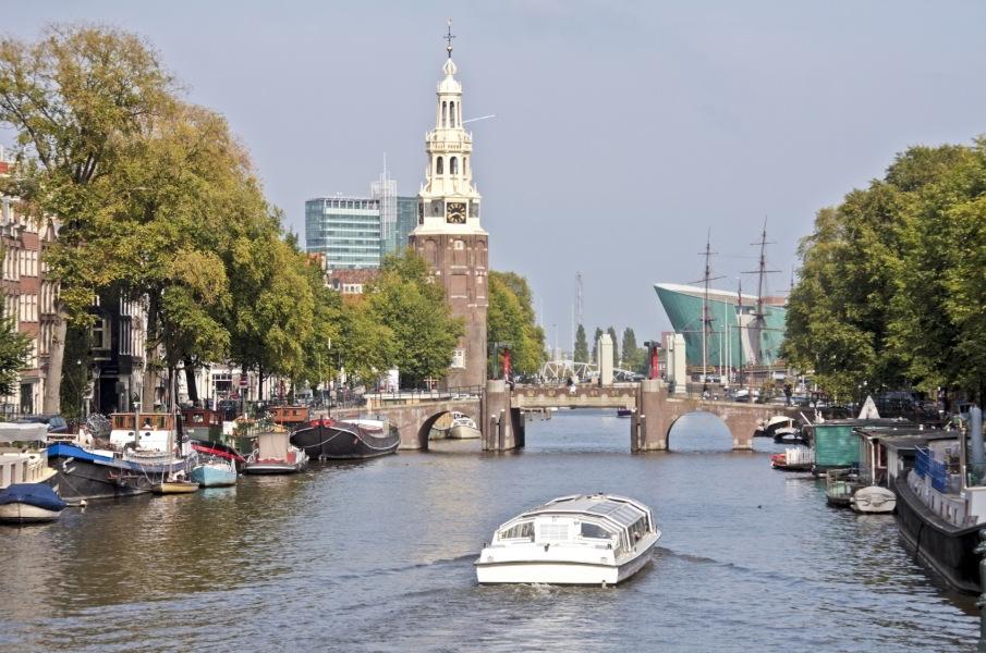 Clima en Ámsterdam