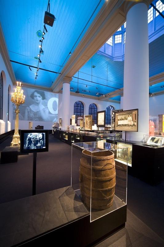Colección permanente del Museo Histórico Judío