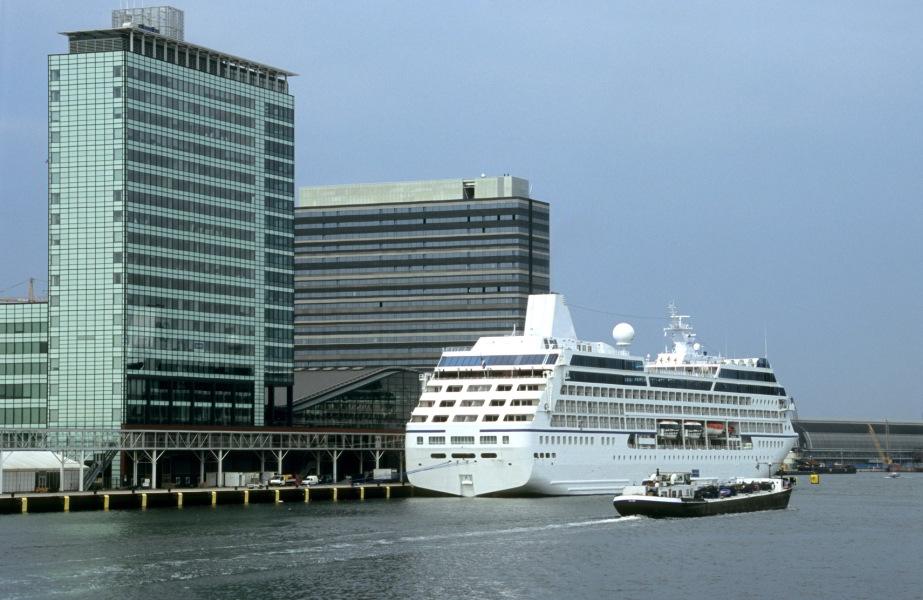 Terminal de Pasajeros de Ámsterdam