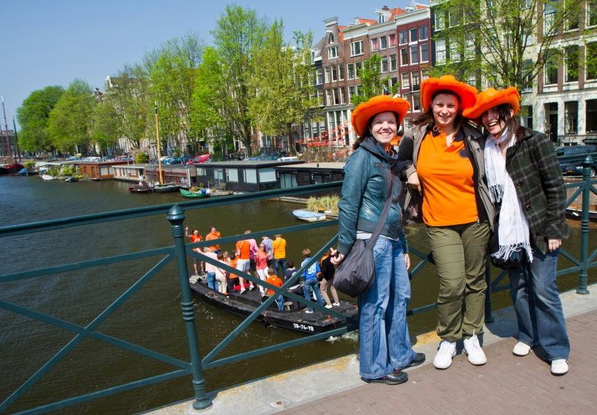 Visita turística por Ámsterdam