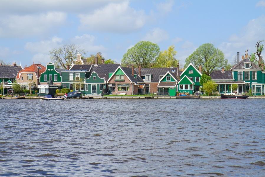 Escursión por lo mejor de Ámsterdam, Zaanse Schans, Volendam y Marken