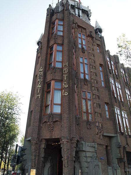 Scheepvaarthuis, Amrâth Hotel Ámsterdam