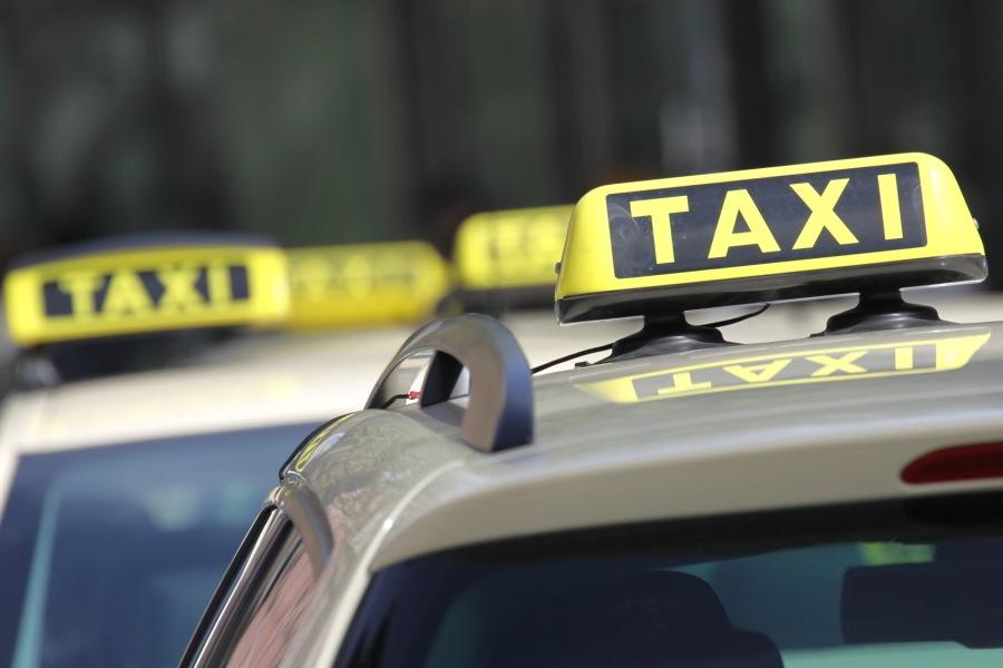 Taxi en Ámsterdam