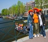 Ocio y entretenimiento en Amsterdam, tours, paseos por la ciudad, actividades